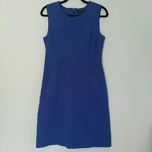 Blue Lands'End Dress